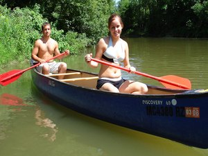 Russell's Canoes & Campground - Omer MI