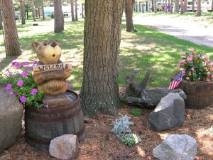 Mecosta Pines Campground - Morley MI