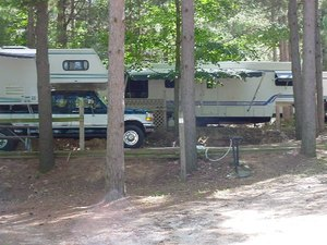 Holiday Camping Resort - New Era MI