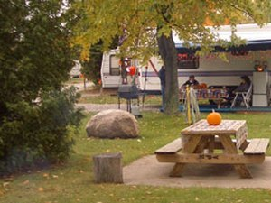 Valley Plaza Resort RV Park - Midland MI
