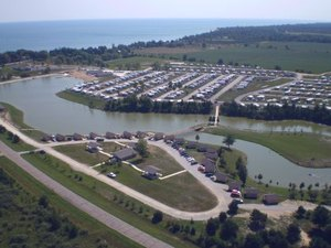 Lake Huron Campground - Port Sanilac MI
