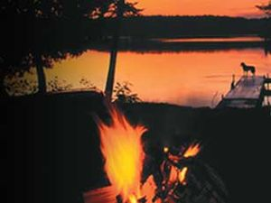 Daggett Lake Campsites - Warrensburg NY