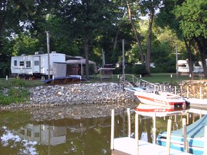 Riverview RV Park & Marina - Vermillion OH