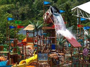 Geauga Lake's Wildwater Kingdom - Aurora OH