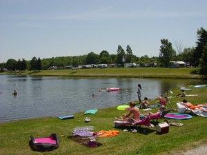 Evergreen Lake Park