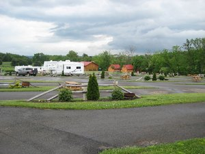 Evergreen Park RV Resort - Dundee OH