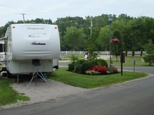 Cross Creek Camping Resort - Deleware OH