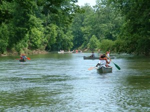 Kokosing Valley Camp and Canoe - Howard OH