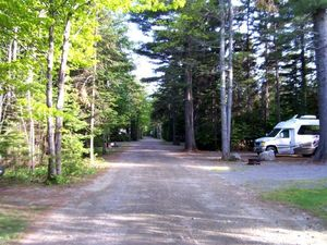Balsam Woods Campground - Abbot Village ME