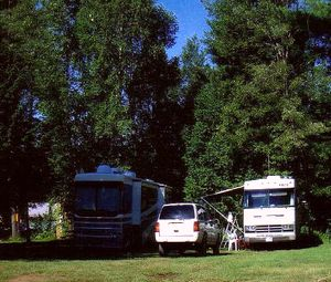 Yonder Hill Campground - Madison ME