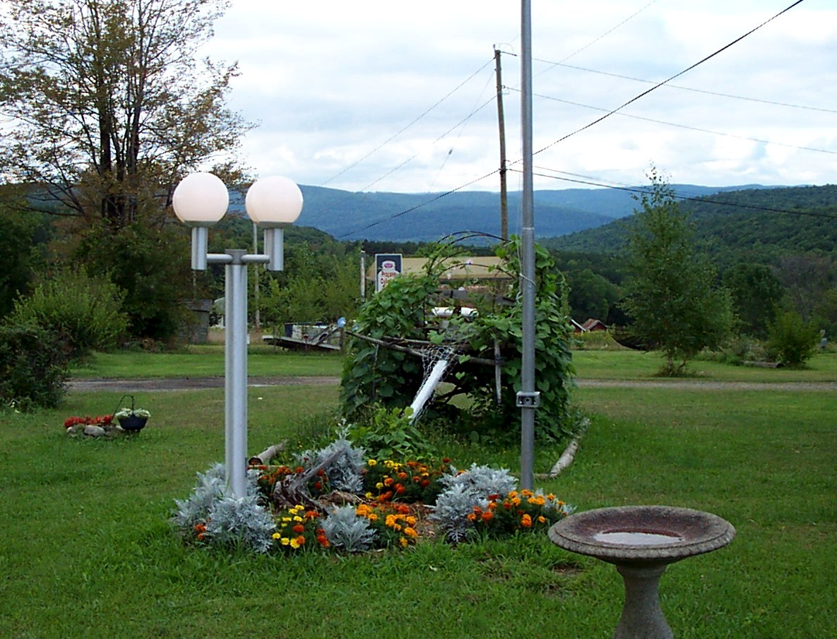 Gardner Hill Campground - Lowman NY