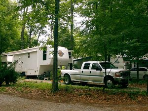 Ramblin Pines Campgrounds - Woodbine MD