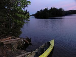 Range Pond Campground - Poland ME
