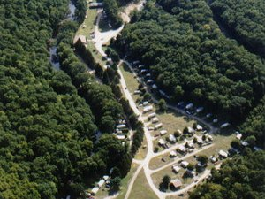 Nickerson Park Family Campground - Chaplin CT
