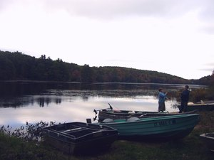 Chamberlain Lake Campground - Woodstock CT