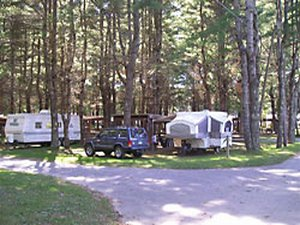 Eastern Slope Camping Area - Conway NH