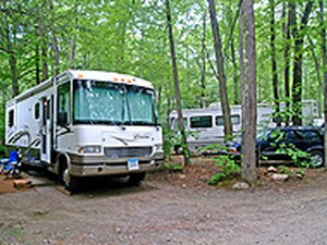 Sodom Mountain Campground - Southwick MA