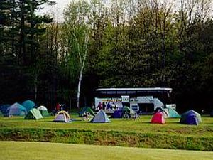 Pinederosa Camping Area - Wells ME