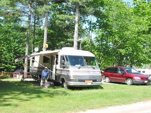 Shady Oaks Campground - Bucksport ME