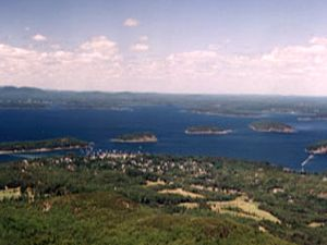 Bar Harbor Campground - Bar Harbor ME