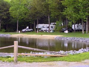 Rest n Nest Campground - East Thetford VT