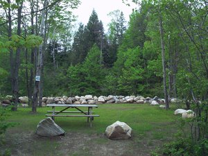 Living Water Campground - Twin Mountain NH