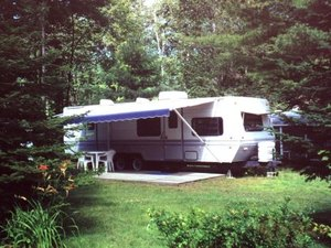 Crescent Campsites - Canaan NH
