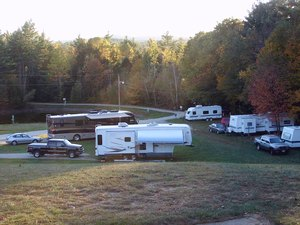 Crow's Nest Campground - Newport NH