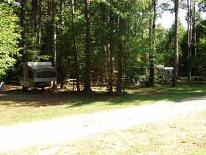 Jacobs Brook Campground - Orford NH