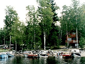 Greenland Cove Campground - Danforth ME