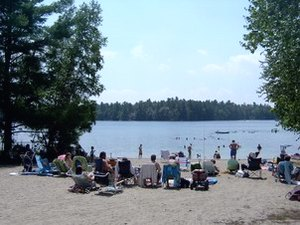 Lake Ivanhoe Camping Resort and Inn - East Wakefield NH