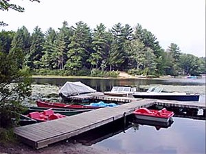 Woodmore Campground - Rindge NH