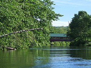 Ashuelot River Campground - Swanzey NH