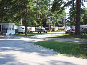 Cold Springs Camp Resort - Weare NH