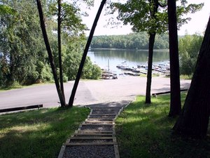 Fish Trap Camping & RV Resort - Cushing MN
