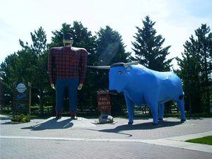 Big Wolf Lake Resort & Campground - Bemidji MN
