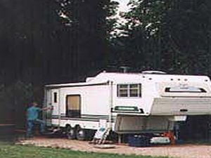 Big Lake Campground - Algoma WI