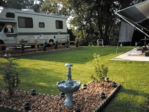 RiversEdge RV Park - Becker MN