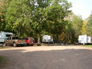 St Croix Haven Campground - Hinckley MN