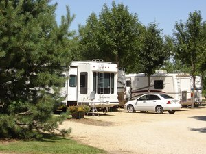 St Paul East RV Park - Woodbury MN