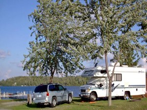 Sugar Bay Campground Resort - Cohasset MN