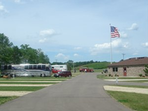 Tilly's American Travelers RV Resort - Oronoco MN