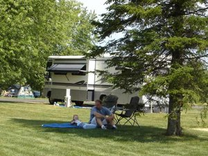Stoney Creek RV Resort - Osseo WI
