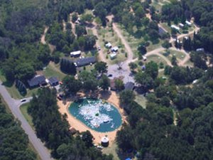 Smokey Hollow Campground - Lodi WI