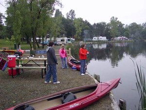 Indian Trails Campground - Pardeeville WI