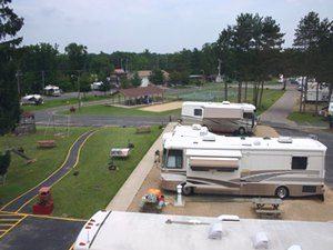 American World RV Resort & Hotel - Wisconsin Dells WI