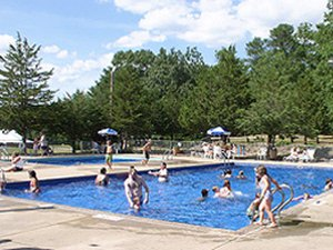 Arrowhead Resort Campground - Wisconsin Dells WI