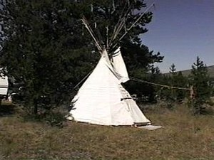 Erickson's Tepee Park Campground - Wisconsin Dells WI