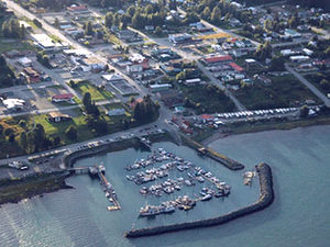 Air Sports from Oceanside RV Park - Haines AK